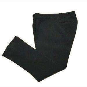 Burberry Prorsum Black Business Dress Pants Sz 44